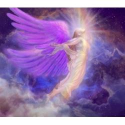 {Будь в Потоке с Ангелами} Человек приходит в этот Мир для счастья